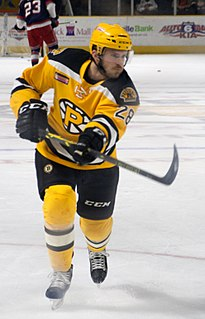 Paul Carey (ice hockey) American ice hockey player