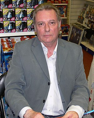 Paul Darrow - Photo by Tim Drury