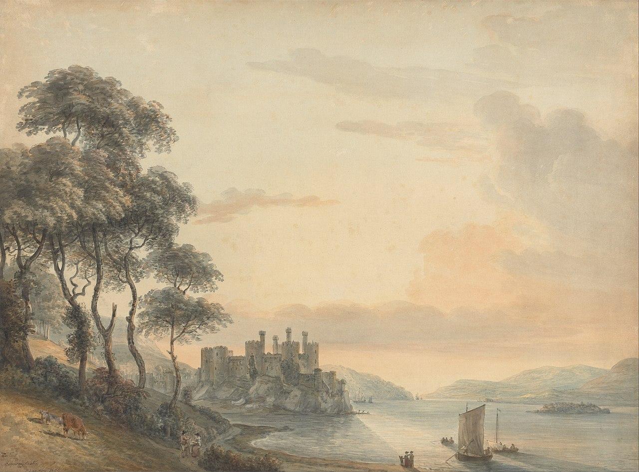 Paul Sandby - Conway Castle - Google Art Project.jpg
