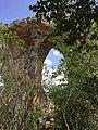 Pedra Furada - igrejinha Paque nacional do catimbau 3.jpg