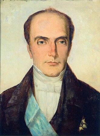 Pedro de Araújo Lima, Marquis of Olinda - Pedro de Araújo Lima, c.1835