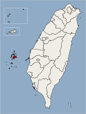 Penghu County Location Map.png