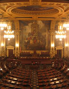 Pennsylvania State Capitol House Chamber.jpg