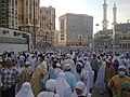 People - Crowd coming out of Masjid ul Harram after Prayers - panoramio.jpg
