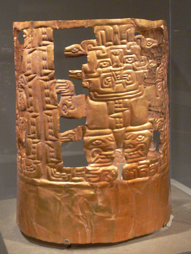 Peru Chavin crown with deity figures DMA 2005-35-McD.jpg