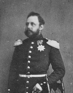 Peter II, Grand Duke of Oldenburg - Image: Peter II, Grand Duke of Oldenburg
