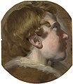Peter van Mol - Study of a man's head.jpg