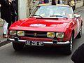 Peugeot 504 Cabriolet (1969) - Rallye des Princesses 2014 2.jpg