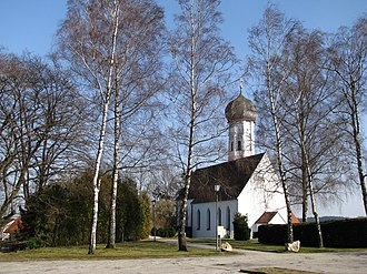 Alling - Church in Alling