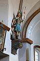 Pfarrkirche Weißenalbern - Figur hl. Florian.jpg