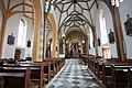 Pfarrkirche in Bleiburg - Innenansicht 1.JPG