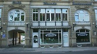 Äußere Neustadt - Exterior of Pfund's Dairy