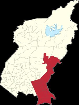 Legislative districts of Quezon City - 3rd District of Quezon City