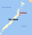 Ph locator palawan dumaran.png