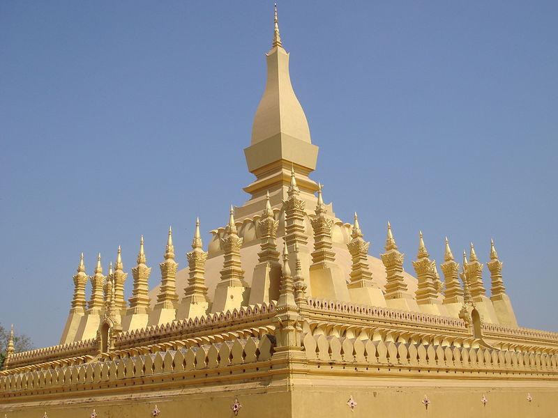 Vé máy bay giá rẻ đi Vientiane Lào