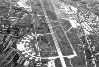 Quartier La Horie - Phalsbourg Air Base - 1956
