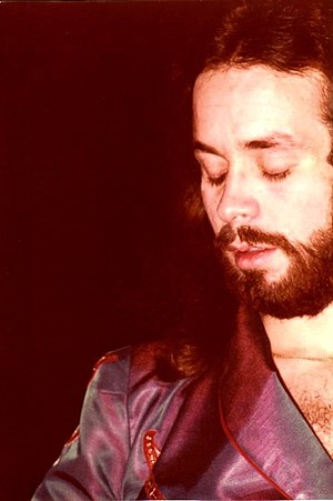 Phil Manzanera - Manzanera in 1973