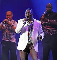 Philip Bailey (2008)