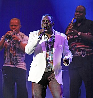 Philip Bailey - Image: Philip Bailey 1