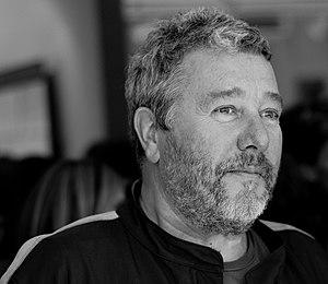 Photo Philippe Starck via Opendata BNF