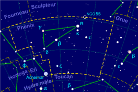 Image illustrative de l'article Phénix (constellation)