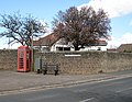 Phonebox at the end of Littledean Hill Road - geograph.org.uk - 740959.jpg