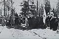 Photograph of Akseli Gallen-Kallela's funeral (34246949125).jpg