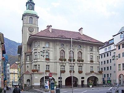 Bolzano Travel guide at Wikivoyage