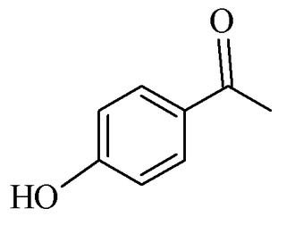 Piceol - Chemical structure of piceol