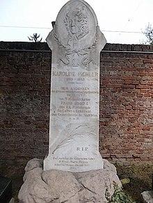 Caroline Pichler Grabstätte (Quelle: Wikimedia)