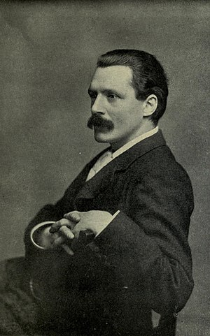 George Gissing - Gissing, by Elliott & Fry.