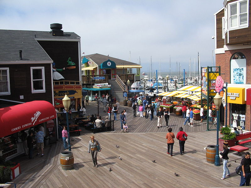 Bestand:Pier 39 San Francisco CA.JPG
