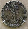 Pier paolo galeotti, medaglia di leonardo marini, 1565 circa.JPG