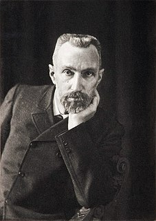 Pierre Curie French physicist