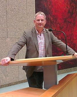 Piet Schouten in 2014