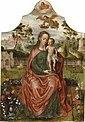 Pieter Claeissens II - The Virgin and Child in a garden.jpg
