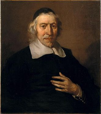 Isaac Commelin - Isaac Commelin in 1675, by Pieter van Anraedt.