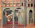 Pietro Lorenzetti - Predella panel - The Annunciation to Sobac - WGA13540.jpg