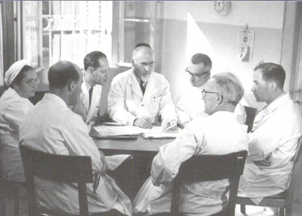 PikiWiki Israel 4819 Shaare Zedek Hospital
