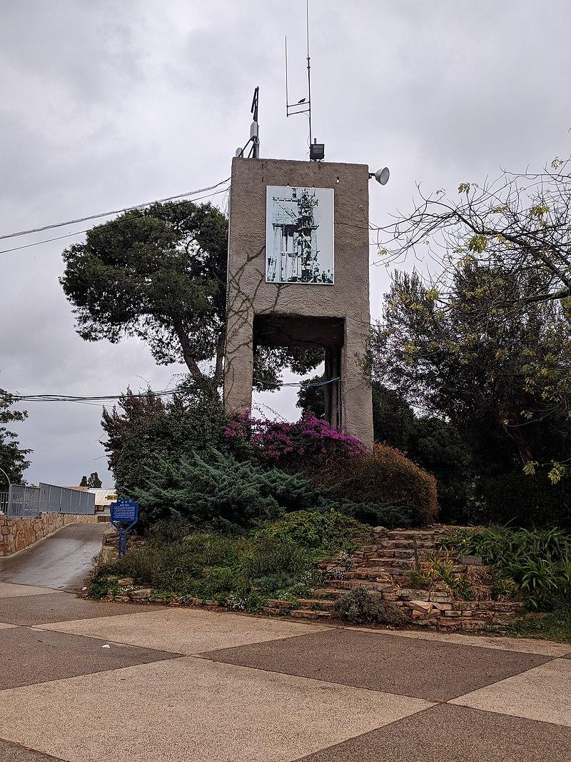 מגדל המים במשמר השרון
