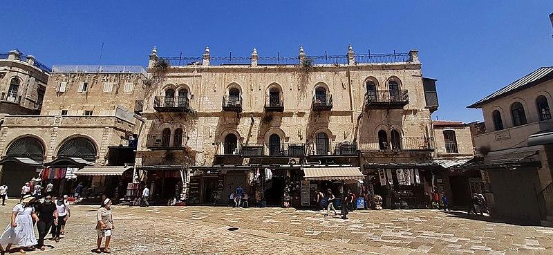 מלון פטרה בירושלים
