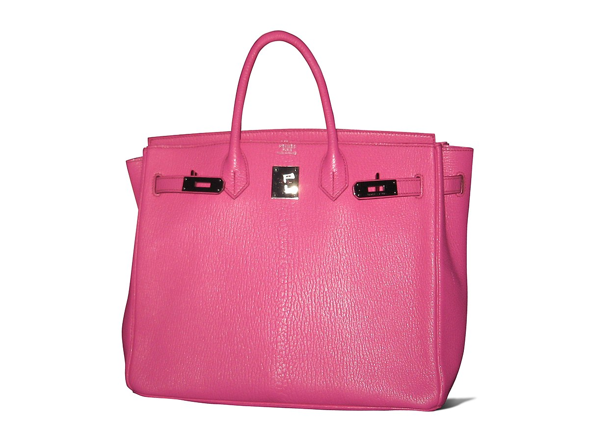 4ff772df4d Birkin bag - Wikipedia