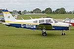 Piper PA28-161 Warrior II 'G-BRDM' (26916745317).jpg