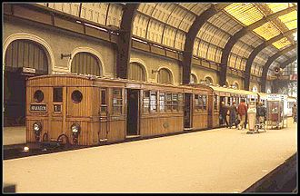 Athens–Piraeus Electric Railways - Image: Piraeus Athens Electric Railway terminal
