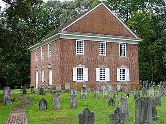 Upper Pittsgrove Township, New Jersey - Pittsgrove Presbyterian Church