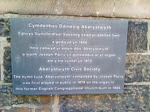 Aberystwyth (hymn tune) - Wikipedia