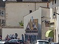Place Docteur Jorrot, Beaune - mural by Patrick Bidaux (35700532675).jpg