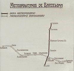 Metro De Barcelona Wikipedia La Enciclopedia Libre