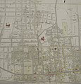 Plate 34 - Jamaica (1909 Bromley Atlas of Queens) - Flushing–Jamaica Streetcar Map 04.jpg