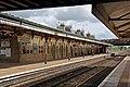 Platform 1, Wrexham General railway station (geograph 4024663).jpg